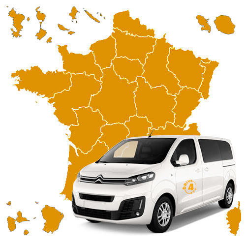 Drive4You transport adapté en France